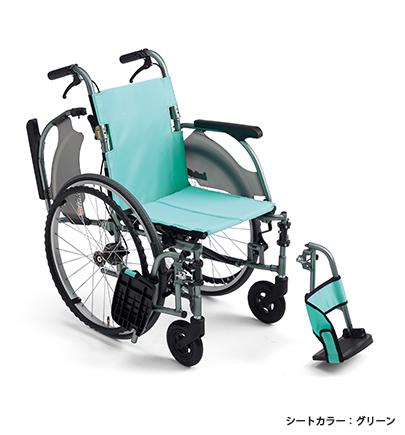 [ミキ] カルッタ(Carutta) CRT-3(軽量エアタイヤ仕様) 自走型