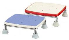 """浴槽の広さや深さ 使用状況に応じて浴槽台の種類をお選びいただきます アロン化成 ステンレス製浴槽台R""""あしぴた""""ミニ 536-461 10 営業 SEAL限定商品 536-460 滑り止めシートタイプ"""