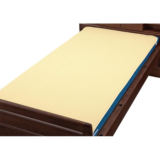 敷きやすいベッドパッド型の防水シーツ ウェルファン 綿混パイルベッドパッド型防水シーツ S 低価格化 Wサイズ 9435 介護 マットレス 耐熱温度150℃ 限定Special Price 全面タイプ 高齢者