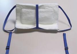 [モリトー] 休足スリング(40×30cm) PAO160