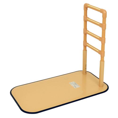 [マツ六] たよレール BZ-N02 置き型手すり 置くだけ 簡単設置 工事不要 介護 ベッドサイド 布団 寝室 居間 ソファ 立ち上がり 起き上がり 重量15.5kg 手すり高さ72~80cm MAZROC