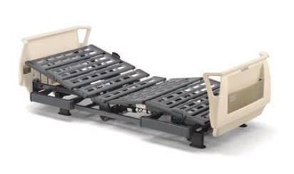 安全性と使いやすさを追求して生まれた介護用ベッド 海外並行輸入正規品 完全送料無料 パラマウントベッド 電動ベッド Q-AURA クオラ KQ-63210 介護ベッド リクライニングベッド 3モーター 樹脂製ボード 91cm幅 ミニサイズ らくらくモーション PARAMOUNT 膝あげ BED 高さ調節 背あげ