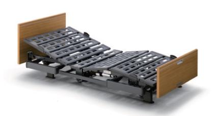 [パラマウントベッド] 電動ベッド Q-AURA(クオラ) 3モーター レギュラーサイズ・91cm幅対応 木製ボード KQ-63330