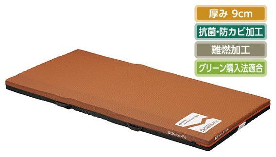 [パラマウントベッド] ストレッチフィットマットレス(通気タイプ:幅100cm(99cm)) KE-787TQ