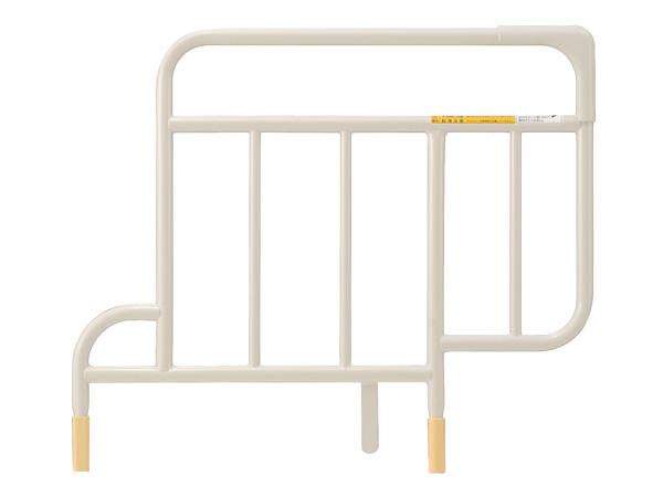 [パラマウントベッド] ベッドサイドレール KS-151Q (ホワイトアイボリー色 高さ50.3cm)