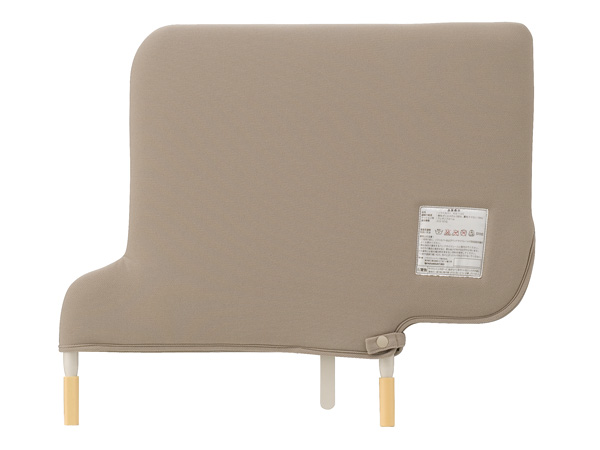 [パラマウントベッド] ソフトカバー付きベッドサイドレール KS-151QC (高さ51cm)