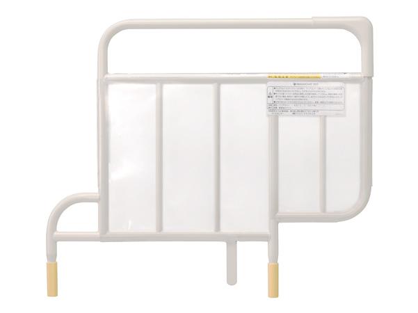 [パラマウントベッド] クリアカバー付きベッドサイドレール KS-151QT (高さ50.3cm)