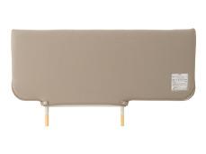 [パラマウントベッド] ソフトカバー付きベッドサイドレール(2本組) KS-161QC/KS-166QC (高さ51cm)