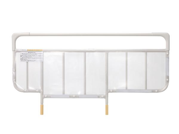 [パラマウントベッド] クリアカバー付きベッドサイドレール(2本組) KS-161QT KS-166QT (高さ50.3cm)