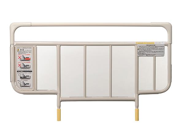 スイングアーム介助バーとの組み合わせ専用 年末年始大決算 パラマウントベッド クリアカバー付きベッドサイドレール KS-191QT 百貨店 高さ50.3cm 介護 BED ベッド 柵 PARAMOUNT 電動