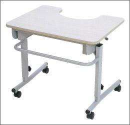 [日進医療器] ライフケアテーブル TY506