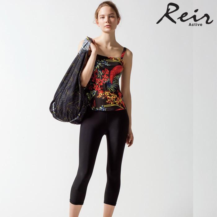(上下別売り)【Reir】ArtLeaf タンキニトップス単品 9号/11号 水着 みずぎ ミズギ タンキニトップス レディース水着