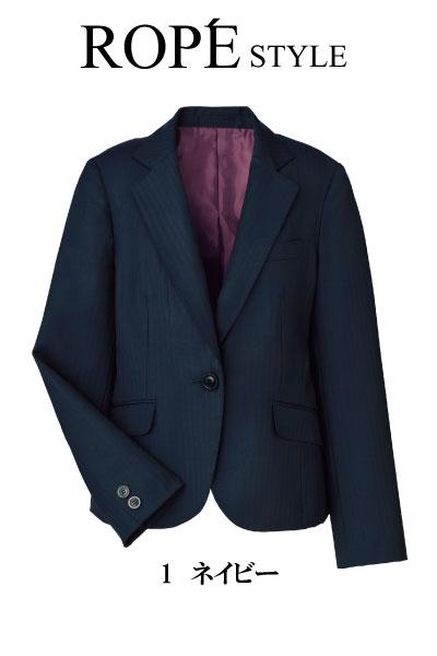 JUN ROPE 事務服・制服 R152 ジャケット ハネクトーン [ユニフォームのサン・アパレル]