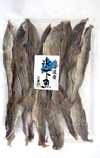 北海道土産 カンカイ 氷下魚 190g入X5点パック☆かんかい北海道産こまい(コマイ)珍味送料無料(沖縄・離島を除く)