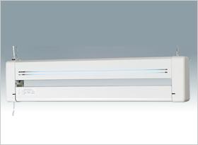 三興電機  屋内専用吊り下げ型 インセクトキャッチ <屋内用>粘着式捕虫器 捕虫器ランプカバー付  鋼板製SIC20200