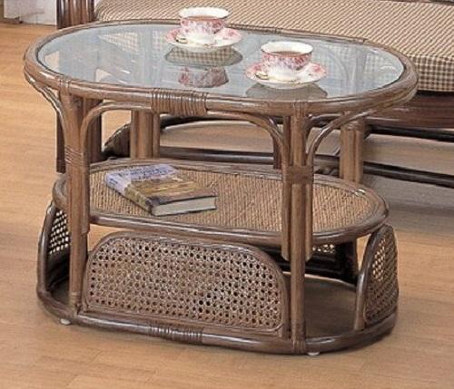 ガラステーブル/センターテーブル/テーブル 単品 T470B T-470B