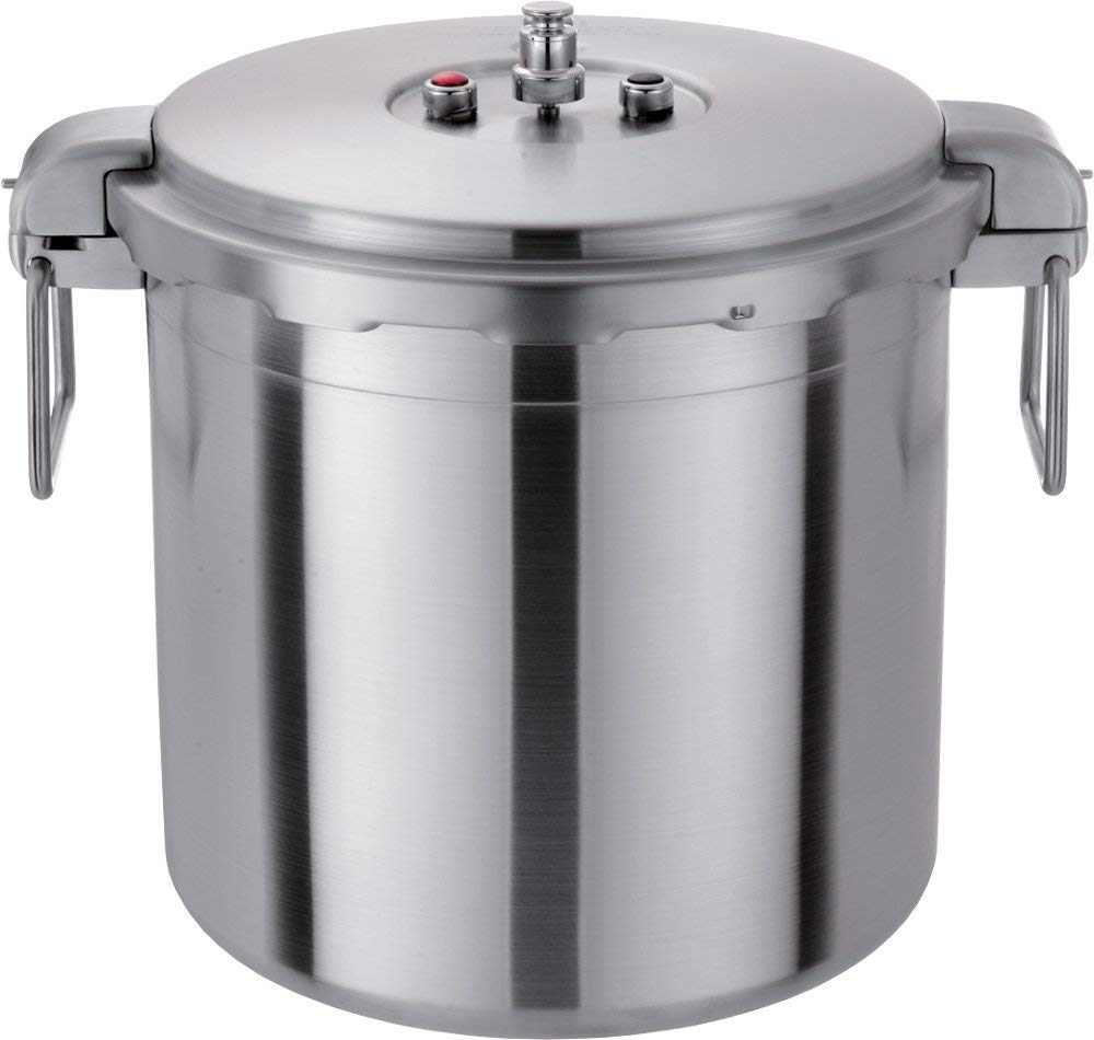 30L 業務用 ビッグサイズIH対応 両手圧力鍋Wonder Chef ワンダーシェフ圧力鍋 30LNPDC30 610447