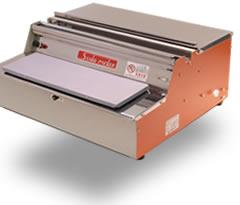 ラップ包装が簡単な包装機業務用のパック機械三興電機パッカー 業務用ラップ簡易包装器 食品包装器ボックスタイプ SB-21