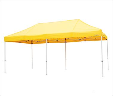300cm×600センチ部品一体式 クイックテント テントミスタークイックTA-36総アルミタイプ300cm×600センチ