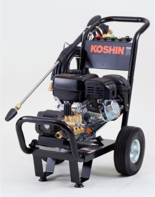 工進 エンジン式 高圧洗浄機 JCE-1510UK