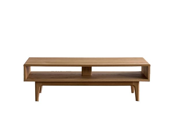 国産テーブル ノース リビングテーブル シキファニチア 国産家具 無垢材オーダーテーブル