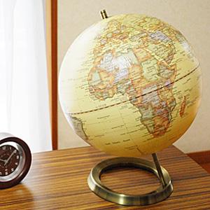 ポイント最大20倍!【ACTWORKS/アクトワークス】地球儀 20cm