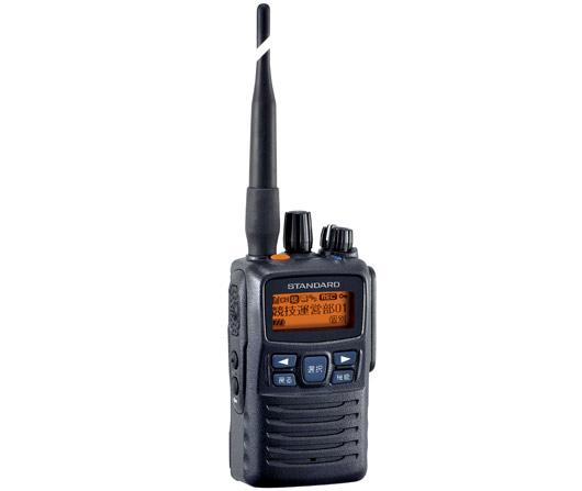 業務用簡易無線 スタンダード VXD450S