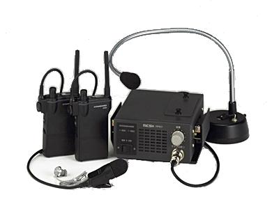 スタンダード 無線インカムシステム 作業用無線通信システム MICS Jr. 親機セット RP831