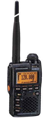 スタンダード 受信器 レシーバー 広帯域受信機 VR-160