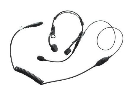 モトローラ 業務用無線 骨伝導ヘッドセット PMLN4585