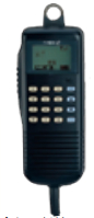 IP無線機 スピーカーマイク eマイク NT-emic-03 スマートウェーブ デジタルMCA無線機 800MHz帯 車載型 ドコモ docomo