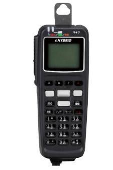 スマートウェーブ IP無線機 テンキースピーカーマイク ファンクションキー付き EH-M01 ドコモ docomo
