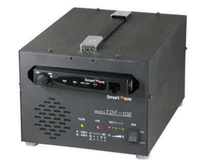 スマートウェーブIP無線機ポータブル電源装置TDF-102