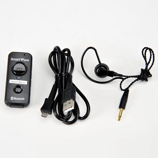 スマートウェーブ IP無線機 Bluetooth ブルートゥース ワイヤレス イヤホンマイク SK-M03 携帯型 SK-3000 ドコモ docomo