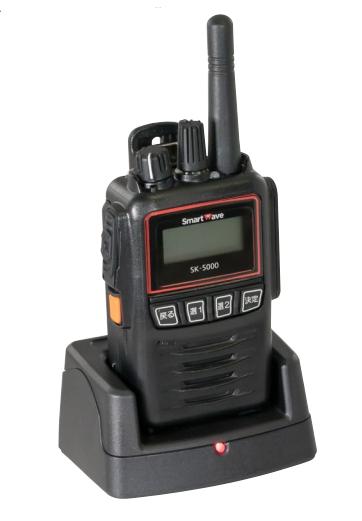 スマートウェーブ IP無線機 携帯型 ビジネストランシーバ SK-5000 ドコモ docomo