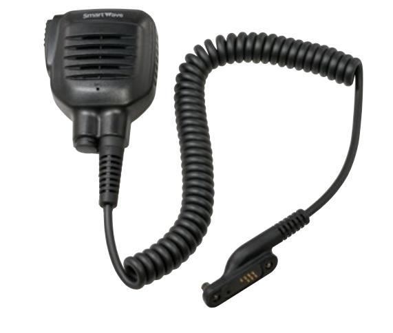 スマートウェーブ IP無線機 携帯型 SK-5000 防水スピーカーマイク SK-M52 ドコモ docomo