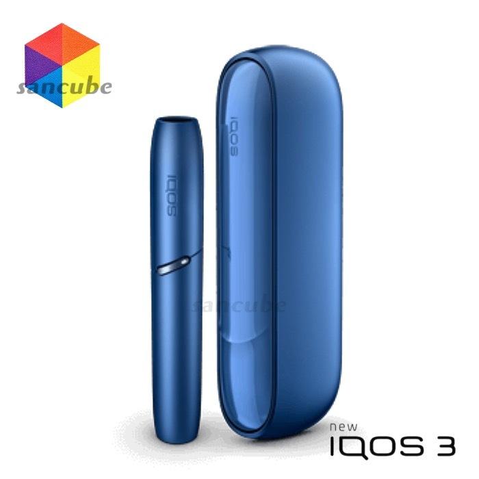 高級ブランド 【新型アイコス iQOS3 アイコス3本体 たばこ ステラブルー あいこす】 進化した正統後継モデル「IQOS 3」《新品・正規品》コンパクト アイコス3本体 さらに、スタイリッシュ。電子タバコ あいこす たばこ, ソエガミグン:9967ac17 --- canoncity.azurewebsites.net