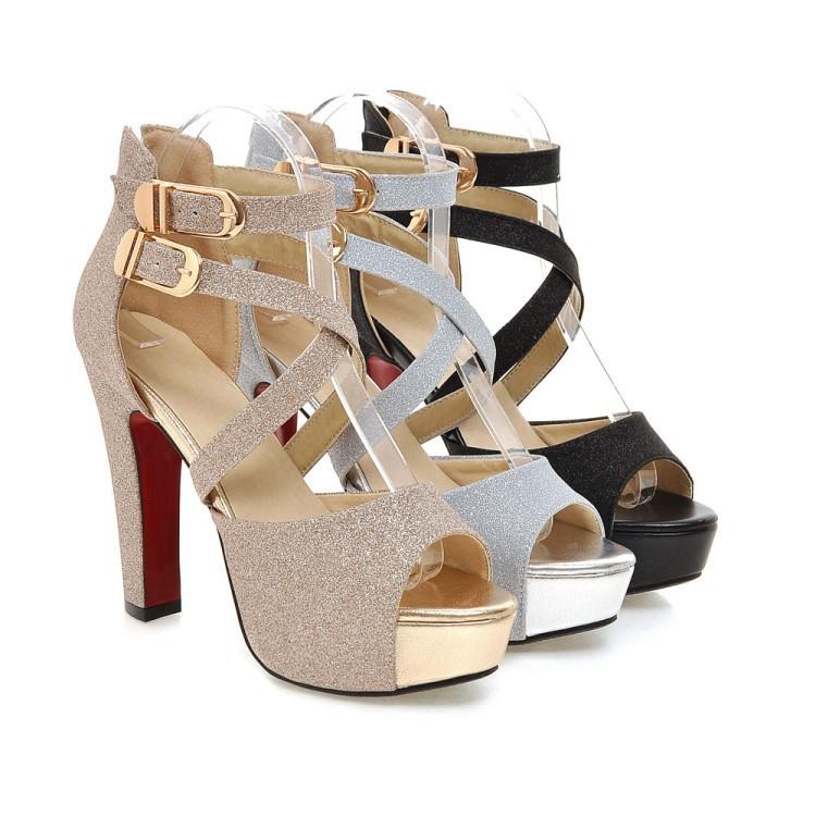 サンダル 厚底 レディース コンフォートサンダル 厚底サンダル ハイヒール ヒール11.5 21~26.5 爆安プライス 大量注文にも対応しています 太ヒール 大きいサイズ 小さいサイズ 着心地よい 大人 靴 ベルト さんだる 豪華な ストーム 女性