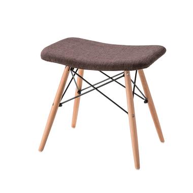 商品名:ウッドレッグスツール【エッフェル】【DAW】【DSW】【イームズ風】【シェルチェア】【イームズテイスト】【スツール】【玄関ベンチ】【デザイン】【CL】【】【通販】【椅子】【イス】【chair】【スツール】【800】