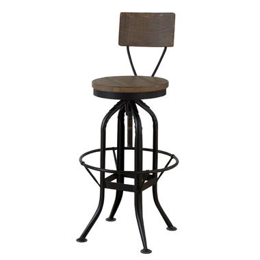 商品名:SPRUCE ハイチェア【天然木】【ハイチェア】【椅子】【カウンター】【バー】【BAR】【SWE】【スチール】【325】【ブラウン】【ブラック】【アメリカン】【喫茶店】【カフェ】【背もたれ】