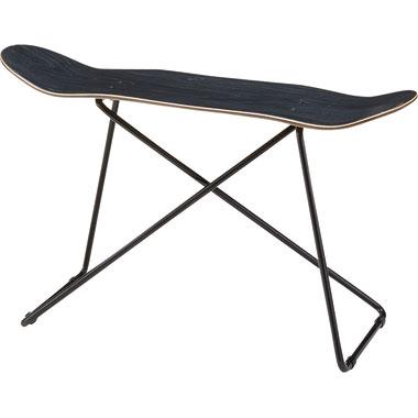 スケートボードをモチーフにしたオシャレなスツールです 普段からスケートボードに乗っている人であれば 思わず欲しくなるスツールです 流行のアイテム 商品名:RUSTIC 贈答品 スケートボードスツール スツール スケボー 雑貨棚 ベンチ 玄関スツール サーファー 新生活 通販 スチール ナチュラル 木製 SSF 201
