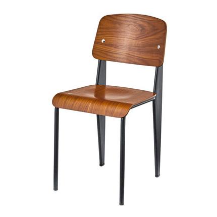 シンプルで美しいデザインの椅子と絶賛されたジャン プルーヴェの名作 高品質な仕上がりは最高の座り心地 ◆セール特価品◆ Yチェア PP503 北欧テイスト デザイナー:ジャン プルーヴェ 商品名:Standard Chair 売れ筋 スタンダードチェア 椅子 ジェネリック SPC リプロダクト プレミアム 復刻版 ダイニングチェア デザイナーズ 通販 463