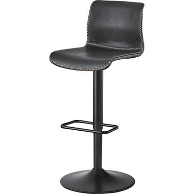 商品名:カウンターチェア(昇降式)【ハイチェア】【椅子】【SPC】【バーチェア】【回転式】【レストラン】【カフェ】【BAR】【】【254】【通販】【高さ調節】