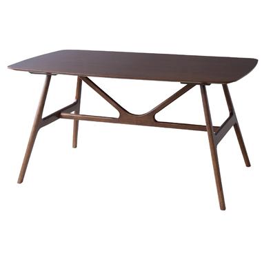 商品名:CH33 ダイニングテーブル(幅150)【天然木】【ダイニング】【SVET】【新生活】【上着掛け】【ブラウン】【831】【北欧】【Yチェア】【ザチェア】【カフェ】【デスク】【木製】【CH33】【天然木】【ハンスウェグナー】