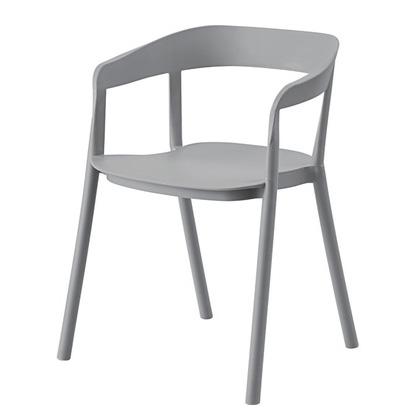 商品名:ETHOS ARM CHAIR(エートスアームチェア)【ダイニングチェア】【椅子】【デザイナーズ】【モダン】【SCL】【書斎】【オフィス】【会議室】【スタッキング】【カフェ】【レストラン】【在宅勤務】【504】【ガーデン】【屋外兼用】【通販】