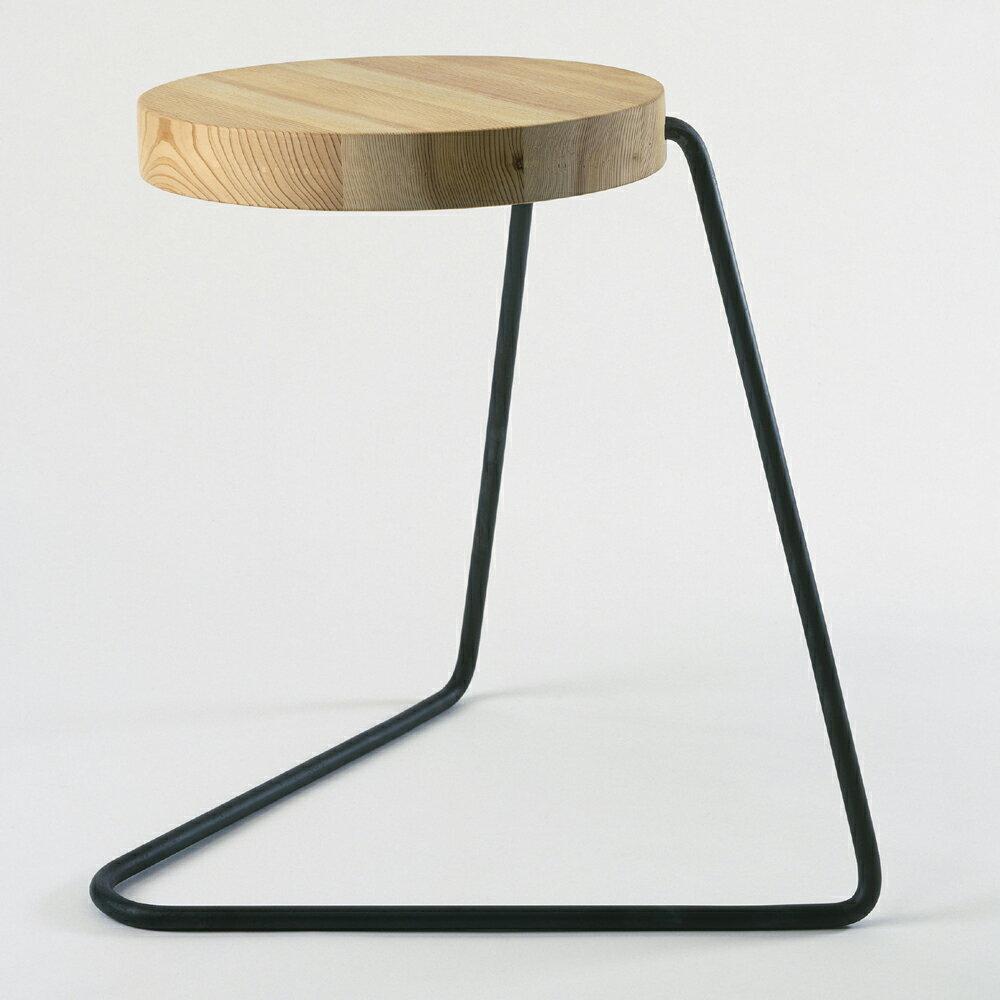【日本製】【デザイナー/ 小泉 誠】Miyakonjo Product(ミヤコンジョプロダクト)商品名:TETSUBO(サイドテーブル)