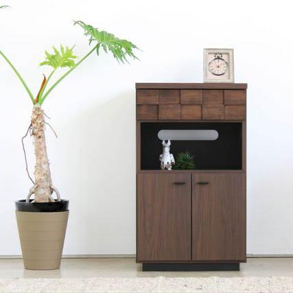 【日本製】商品名:SHENG ファックスボード【木製】【ブラウン】【TV台】【リビングボード】【硝子】【引き出し】【デザイン】【お洒落】【COLK】