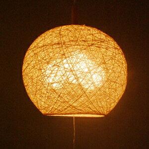 【電球無し】【日本製】商品名:ABAKA ペンダントライト3灯【和風】【丸】【モダン】【間接照明】【ライト】【プルスイッチ】【リゾート】【南国】【】【通販】