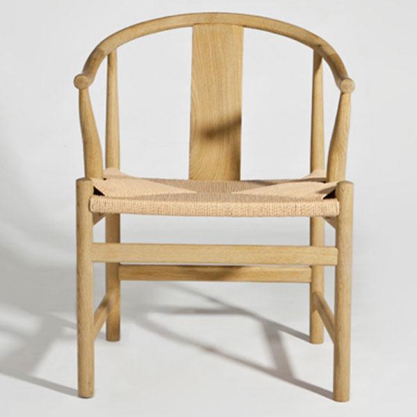【デザイナー:ハンス・ウェグナー】 商品名:Chinese chair(チャイニーズチェア)ペーパーコード【ハイクラス・リプロダクト/復刻版/保証付き】【木製チェア】【ダイニングチェア】【Yチェア】【北欧】【デザイナーズ】【PP66】
