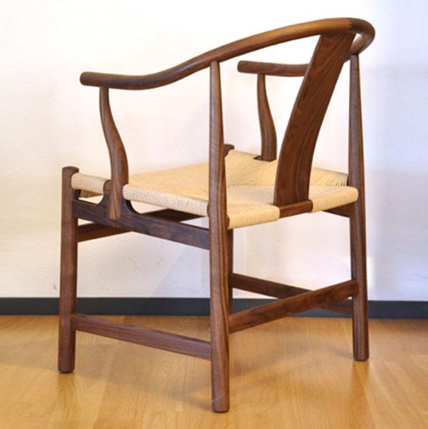 【デザイナー:ハンス・ウェグナー】 商品名:Chinese chair(チャイニーズチェア)ペーパーコード【ハイクラス・リプロダクト/復刻版】【木製チェア】【ダイニングチェア】【Yチェア】【北欧】【デザイナーズ】【名作チェア】【PP66】